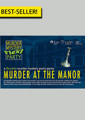 Murder at the Manor, download game