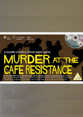 Murder at the Cafe Resistance (Download)